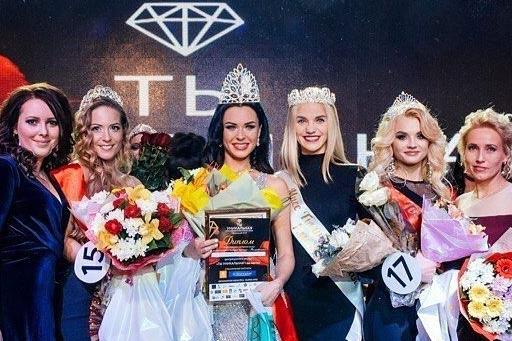 «Это было круто!»: мисс «Ты уникальная» в Архангельске стала косметолог Юлия Лысенко