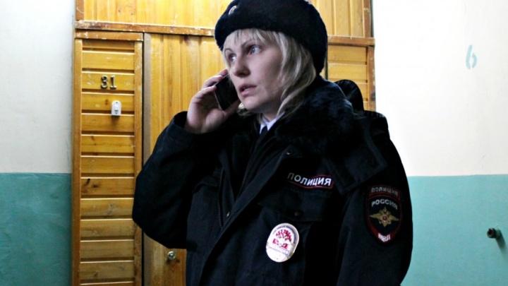 Старший участковый полиции Наталья Климова: «Я стараюсь рассчитывать только на себя»