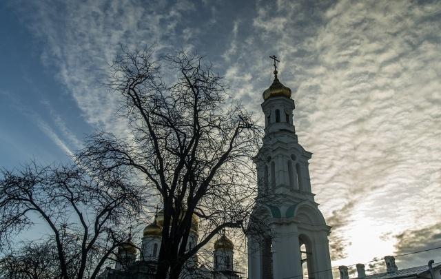 В Ростове синоптики обещают потепление