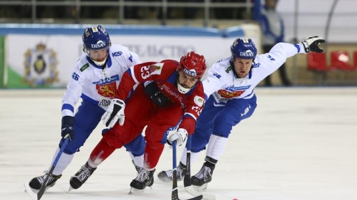 Архангельский хоккеист помог сборной России выйти в финал чемпионата мира