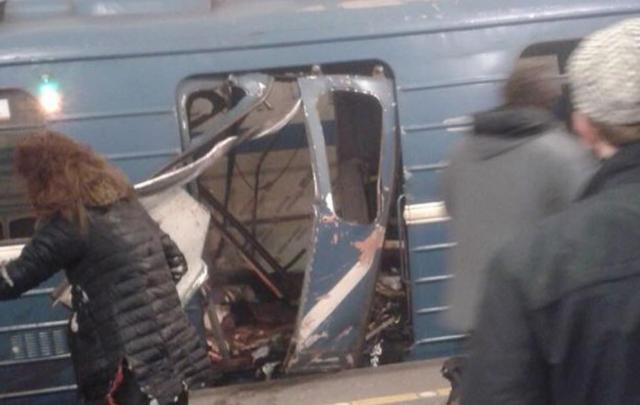 Взрыв в метро Санкт-Петербурга: детали трагедии (фото, видео)