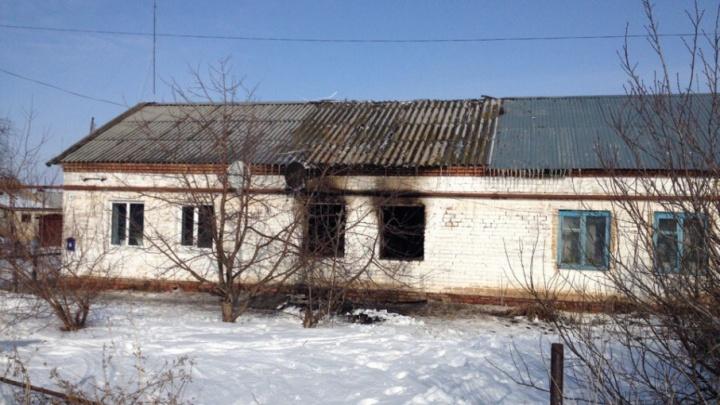 Появились первые фото с места трагедии в селе Лозовка, где погибли трое малышей