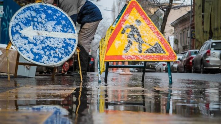 В Пролетарском районе Ростова на сутки отключат воду