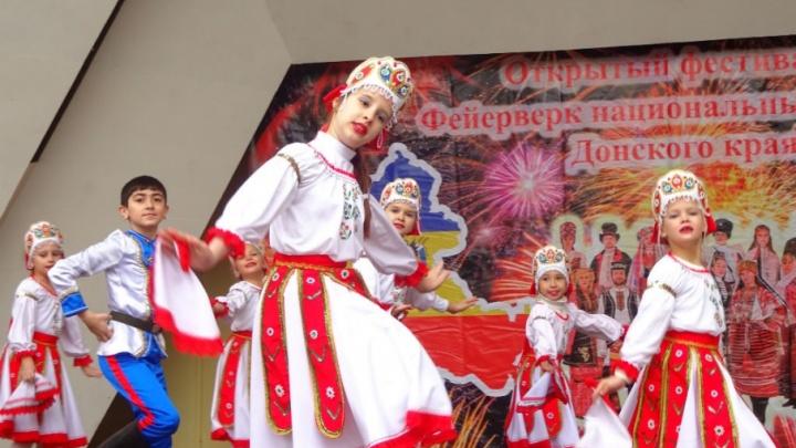 Армянские песни и русские танцы: фоторепортаж с ростовского фестиваля национальных культур