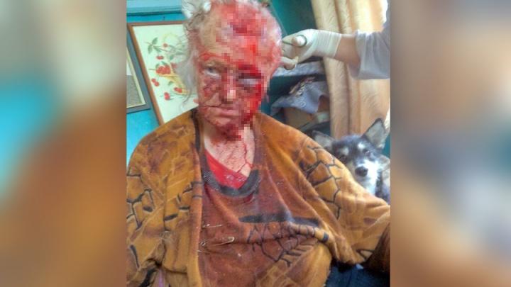 Суд отправил в колонию жительницу Южного Урала, избившую труженицу тыла чайником