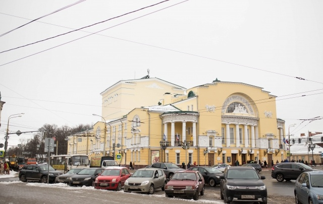 Ярославцев бесплатно пустят на спектакли Волковского театра
