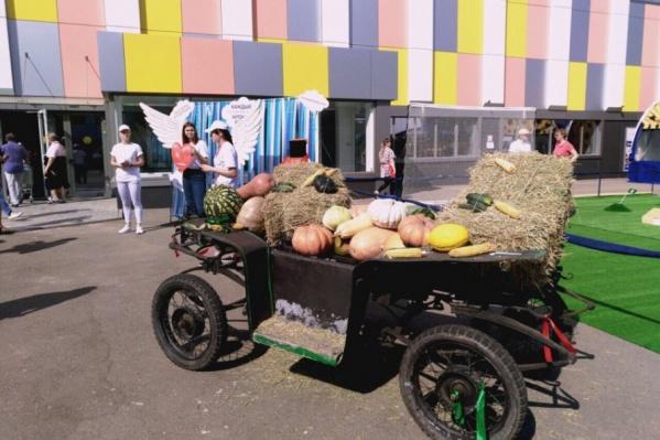 Гостям расскажут об истоках традиционных кубанских ярмарок