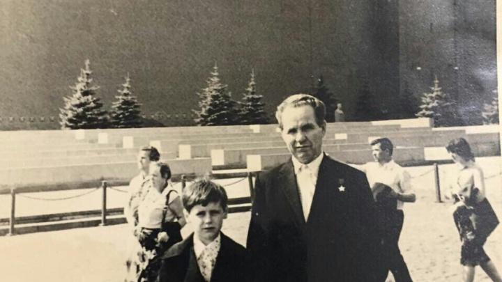 Глава Ярославской области выложил в соцсетях фото со своим дедом-героем