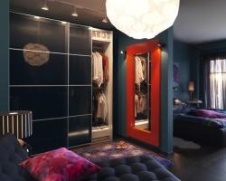 Акция на шкафы-купе и гардеробы в ИКЕА