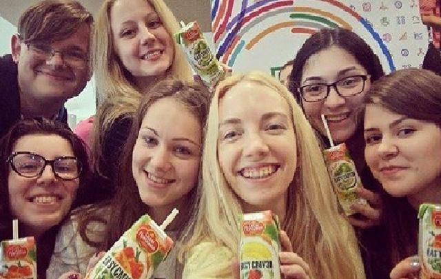 Сады Придонья поддержали всероссийский студенческий форум в Москве