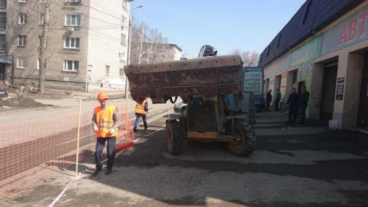 Незаконную автомойку на проспекте Карла Маркса в Самаре снесут до 2 мая