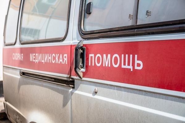 Ребенка госпитализировали в одно из медучреждений города