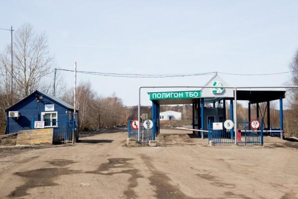 На полигон «Скоково» каждый день привозят по 12 машин московского мусора