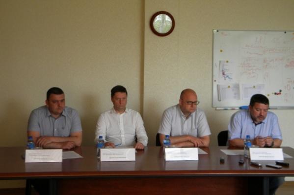Руководители Водоканала отвечали на вопросы исключительно избранных СМИ
