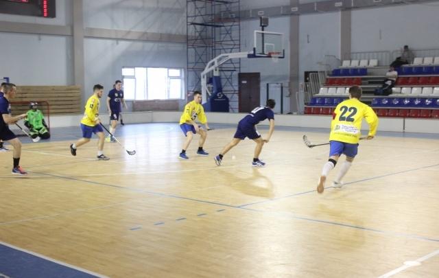 Поморские флорболисты вышли в финал чемпионата России