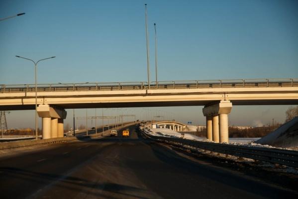 Возводить очередной участок тюменской объездной будет компания «Мостострой-11»
