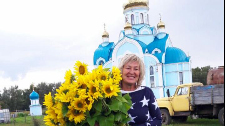 Ростовская предпринимательница построила на свои миллионы храм в российской глубинке