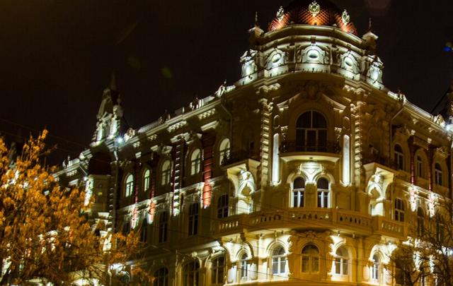 В центре Ростова из-за нанесения разметки будут ограничивать движение