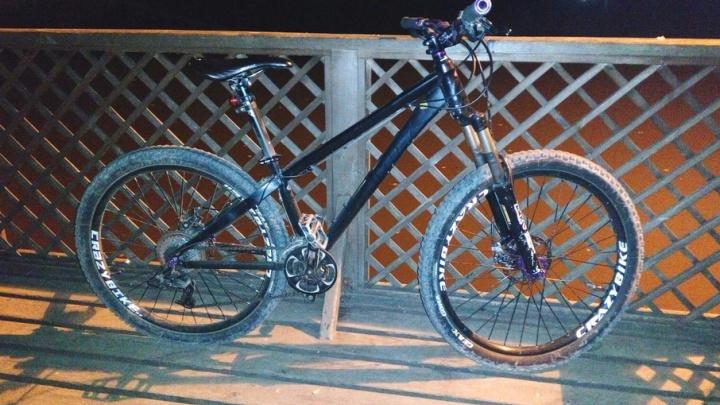 Безработный архангелогородец неделю «зарабатывал» кражами велосипедов