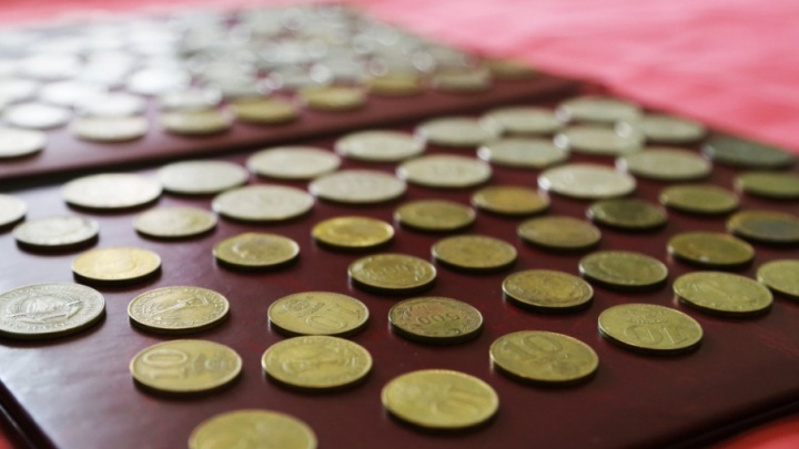 «Старая Сарепта» только один день покажет волгоградцам коллекцию конфискованных монет