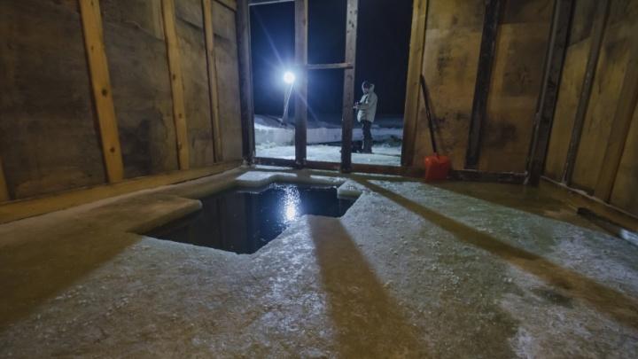 МЧС: список купелей в Поморье может сократиться