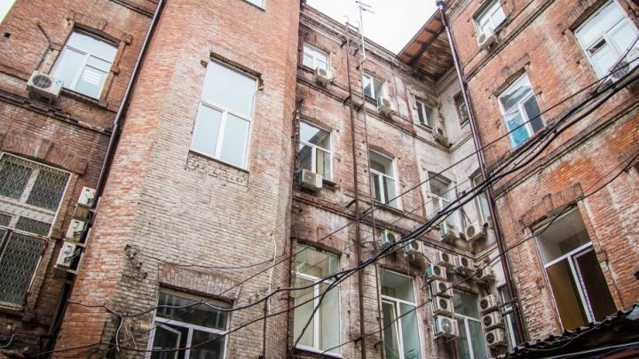 Обманчивая красота: как выглядят старинные здания в центре Ростова с разных сторон
