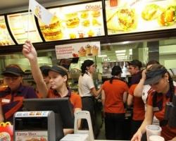 Участницы проекта «Имидж-2013» встанут за кассы «Макдональдса»