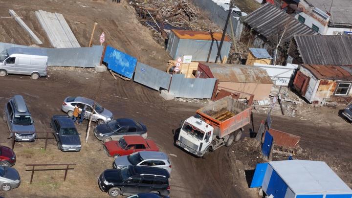 В Архангельске суд и горожане выступили против строительства многоэтажки «Аквилон-Инвеста»