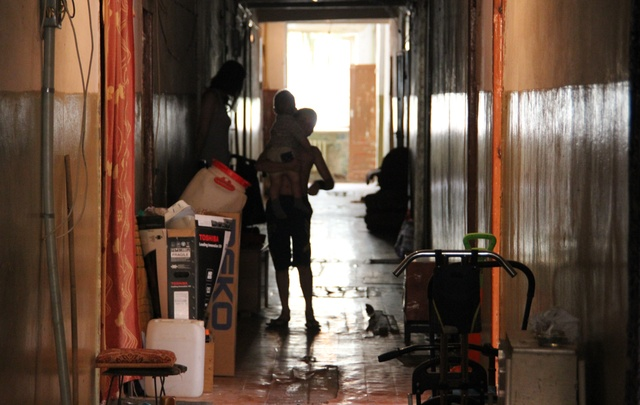 В Волгограде на двое суток оставили без света общежитие на улице Дегтярева