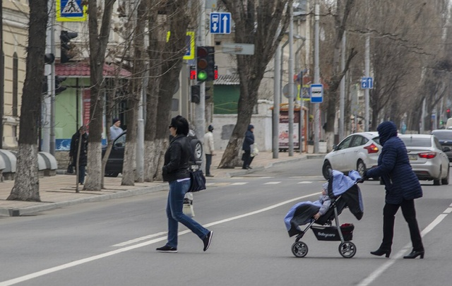 В донском регионе поймали больше двух тысяч пешеходов-нарушителей
