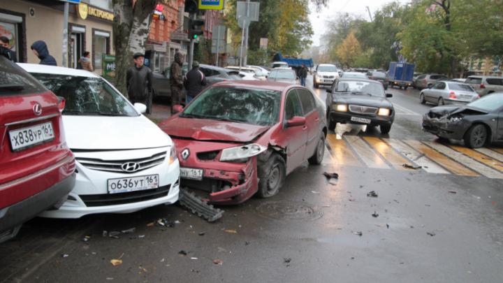 Специалисты «Яндекса» назвали самые опасные дороги Ростова