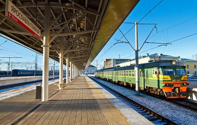 По Ярославской области проедет поезд с двумя десятками депутатов Госдумы