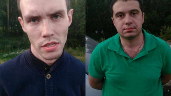 В Екатеринбурге поймали двух пермяков, которые с ножом и молотком разгромили ювелирный магазин