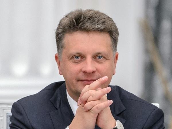Максим Соколов//Дмитрий Азаров/Коммерсантъ