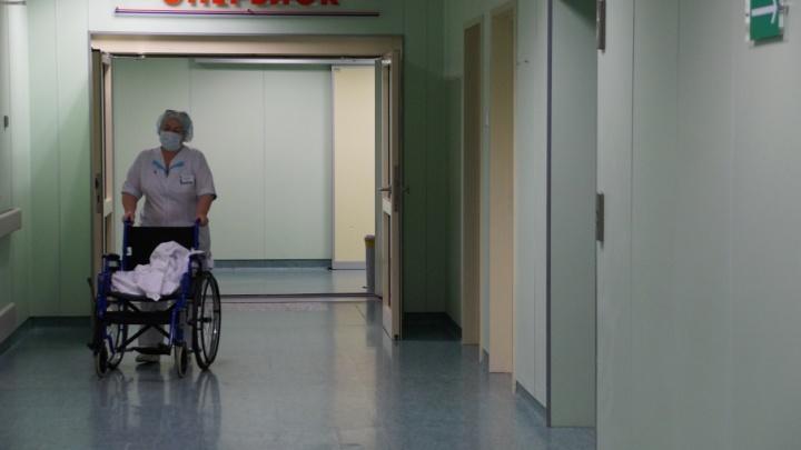 Жительница Самары отсудила у больниц полмиллиона рублей за ампутацию ноги