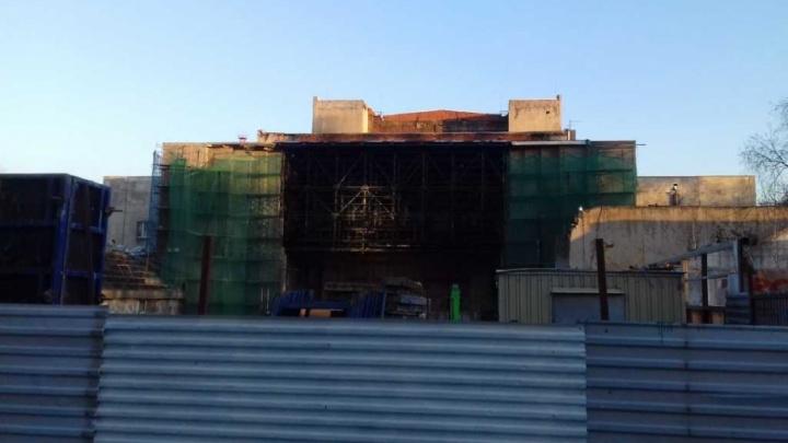 «Все идет по графику»: реконструкцию «Зелёного театра» в Ростове должны завершить к началу ЧМ-2018