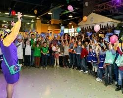 Ростовский детский город профессий «КидБург» отпразднует день рождения