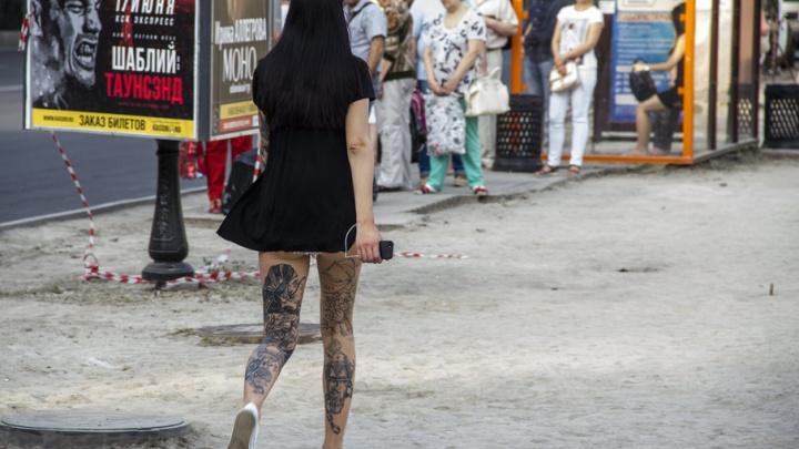 Брат сделал, я следом: ростовчане рассказали о своих татуировках
