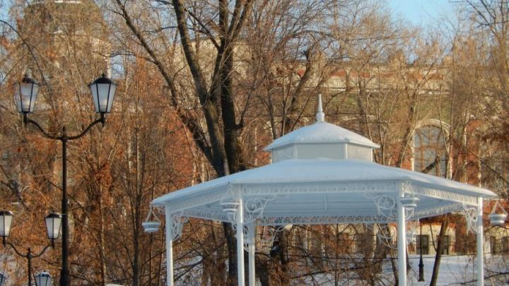 В Струковском саду весной отремонтируют летнюю эстраду для молодежного театра