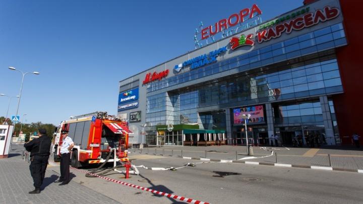 Все сообщения о минировании торговых центров в Волгограде оказались ложными