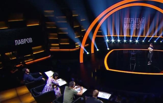 Из-за неудачной шутки про Басту дончанин покинул шоу «Открытый микрофон»