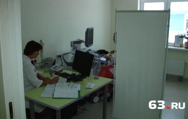 В Самарской области на 10% снизилась младенческая смертность