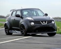 Nissan выпускает «заряженный» Juke-R