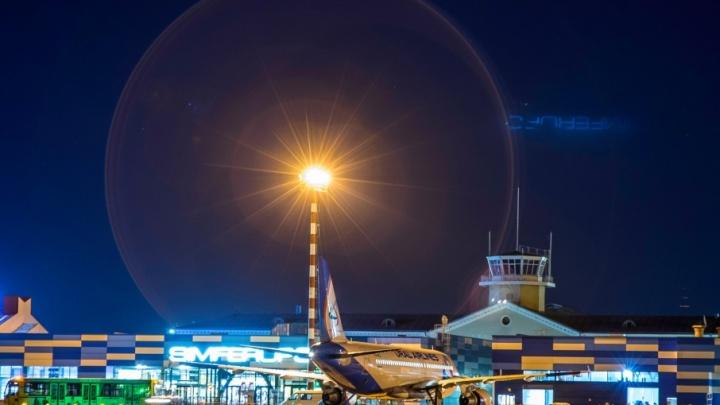 Аэропорт Ярославль снова продаёт билеты на самолёты в Симферополь