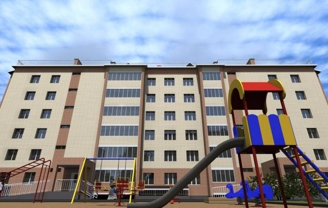 Стартовали продажи квартир в жилом комплексе «Ярославский»