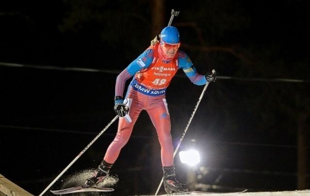Ирина Старых вошла в двадцатку сильнейших на Кубке мира