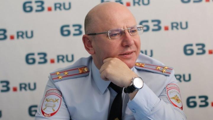 Игорь Антонов покинул пост руководителя областной ГИБДД