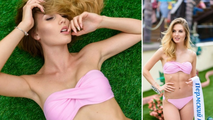 Пермячка Александра Ляшкова о конкурсе «Мисс Волга»: «Уже пригласили на Fashion week в Москву»