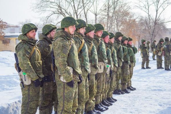 В сборах принимают участие 400 военнослужащих