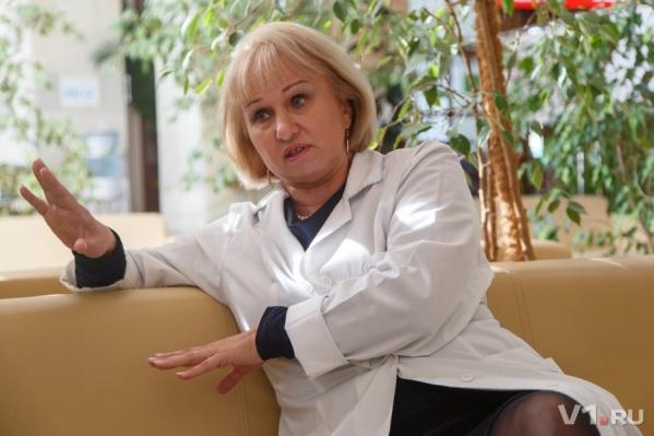 Ольга Ковех считает борьбу с мифом о СПИДе своим личным Сталинградом